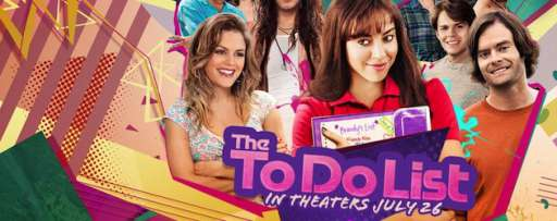 Movie Review: The To Do List