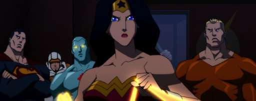 """Movie Review: """"Justice League: The Flashpoint Paradox"""""""