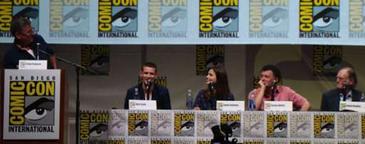 """Watch the """"Doctor Who"""" Comic-Con Panel"""