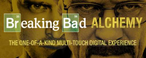"Learn ""Breaking Bad"" Basics With The Alchemy Multi-Touch Book"