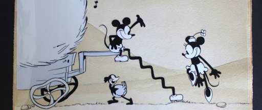 """D23 Expo 2013: Mickey Mouse Short """"Get A Horse"""" Much More Than A Long Lost Piece Of Disney History"""