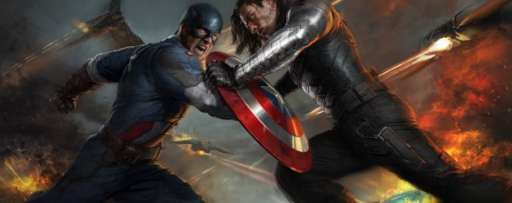 "D23 Expo 2013: ""Captain America: The Winter Soldier"" Reveals Political Corruption, Patriotic Inflirtation, And The Return Of Bucky"