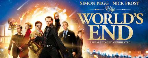 """The World's End"" Review: Edgar Wright Ends The Cornetto Trilogy With One Rich Humorous Bite"