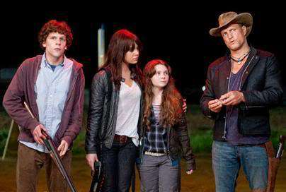 Zombieland Review: Nut Up or Shut Up