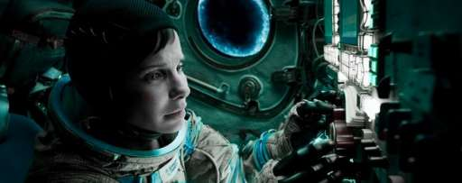 """Gravity"" Review: A Technical Marvel Fueled By Sandra Bullock's Astounding Performance"