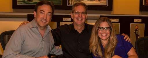 """Frozen"" Interview: Directors Chris Buck & Jennifer Lee Talk Casting Kristen Bell And Idina Menzel, Finding The Music, And Walt Disney's Legacy"