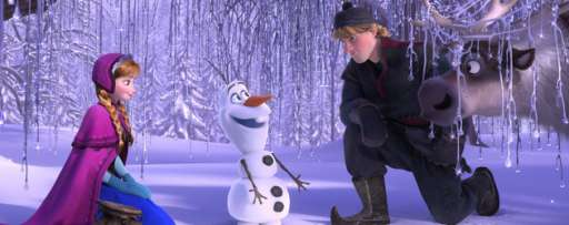 """""""Frozen"""" Review: Disney's Animated Musical Is Bold And Beautiful"""