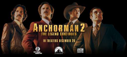 """Anchorman 2"" Instagram Contest Searches For Next Best Ron Burgundy"