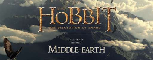 "Google Chrome Experiment Puts ""The Hobbit: The Desolation of Smaug"" On The Map"