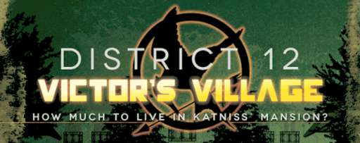 How Much is Katniss Everdeen's Mansion Worth? [Infographic]