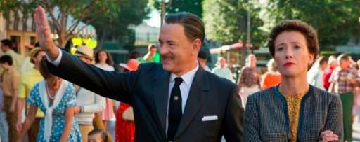"""Saving Mr. Banks"" Review: Emma Thompson's Charming Cantankerous Energy Stands Out In This Sentimental Biopic"