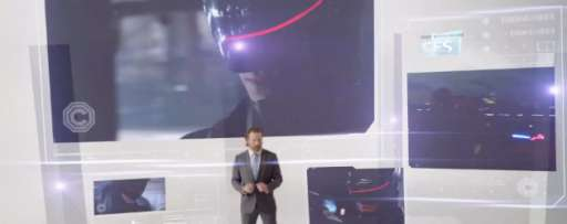 """Sony Pushes """"RoboCop"""" Viral Marketing Campaign At CES"""