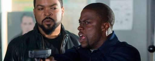 """Ride Along"" Review"
