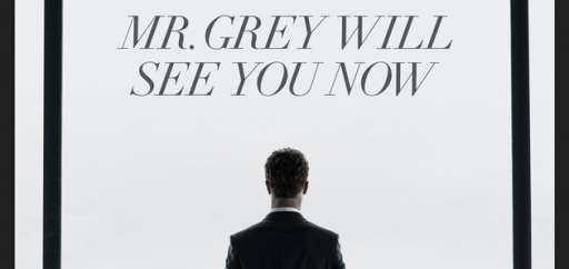 """Fifty Shades Of Grey"" Unveils Viral Marketing Campaign And Teaser Poster"