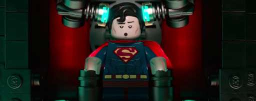 "Latest Trailer For ""The Lego Movie""  Riffs On ""Man Of Steel"""