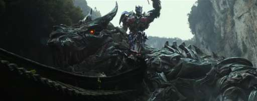 """Transformers: Age Of Extinction"" Super Bowl Spot Shows Autobots Riding Dinobots"