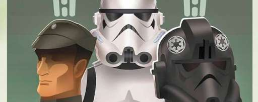 """Star Wars Rebels"" Using Imperial Propaganda Posters To Find New Recruits"