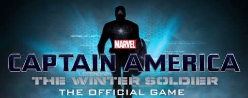 "Gameloft Teases ""Captain America: The Winter Soldier"" Official Game"