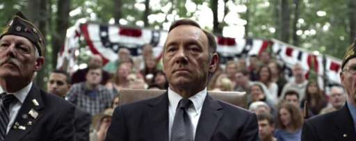"White House Asking Nation To Not Spoil ""House Of Cards"""
