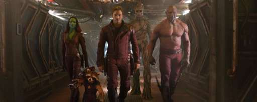 """Guardians Of The Galaxy"" Trailer"
