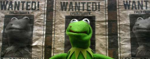 """Muppets Most Wanted"" Viral Marketing Campaign Launches Constantine BadFrog.Me Viral Site"