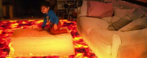Viral Video Of The Day: Dreamworks Animator Turns Adorable Son Into Next Action Hero