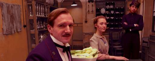 """New """"The Grand Budapest Hotel Posters"""" Character Posters and Spotify Playlists"""