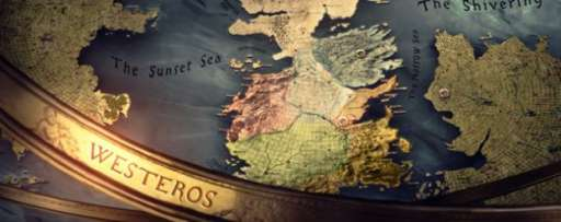 """""""Game Of Thrones"""" Interactive Map Puts All Other Interactive Maps To Shame"""