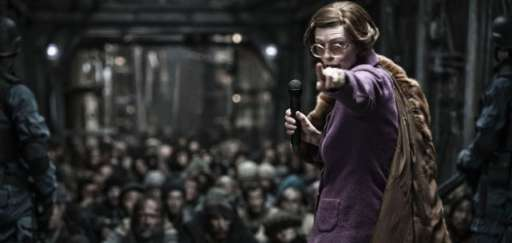 """Watch """"Snowpiercer"""" With Director Bong Joon Ho While On A Train"""