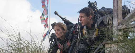 """Edge of Tomorrow"" Review"
