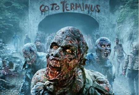 'Walking Dead' Kicks Off Universal Halloween Horror Nights 2014 Maze Reveals