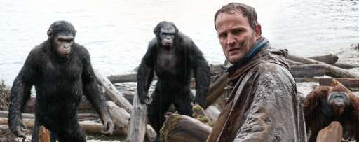 """Dawn Of The Planet Of The Apes"" Recalls Events That Lead To The War Between Man And Ape"