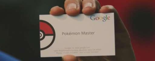 "Google Hires ""Pokémon"" Masters!"