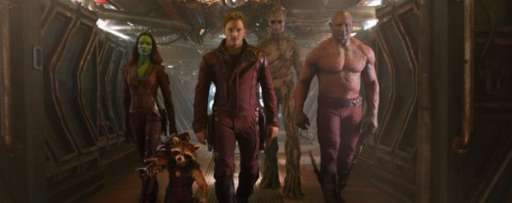 """Marvel Giving Fans A 17-Minute Preview Of 'Guardians Of The Galaxy"""" In IMAX; New Poster Revealed"""