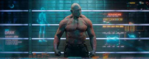 "New ""Guardians Of The Galaxy Featurette Makes Drax Look Really Smart"