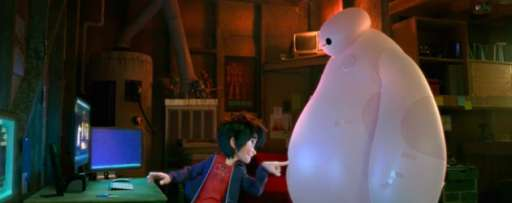 """Big Hero 6"" Trailer: Disney's Marvel Movie Takes Flight"
