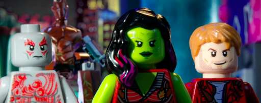 """Guardians Of The Galaxy"" Lego-Inspired Video Proves That Everything Is Awesome"