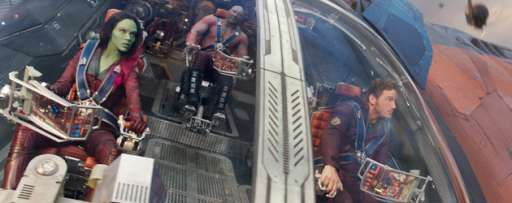 """""""Guardians Of The Galaxy"""" Featurette Gives You A Tour Of Star-Lord's Milano Spaceship"""