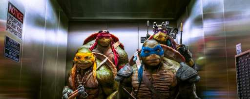 """Teenage Mutant Ninja Turtles"" Clip: Beating Boxing Turtles Prepare To Battle The Shredder"