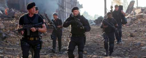 """The Expendables 3"" Review: It May Be The Best Of The Series, But That Isn't Saying Much"