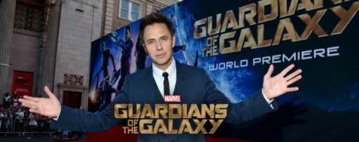 Marvel Gives James Gunn A Birthday Gift That Would Make Thanos Jealous