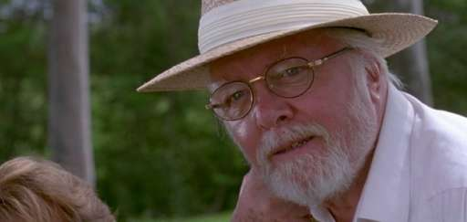 Actor And Director Richard Attenborough Dies At Age 90
