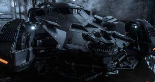 Zack Snyder's 'Batman V Superman: Dawn Of Justice' Stolen Batmobile Rumor Put To Rest