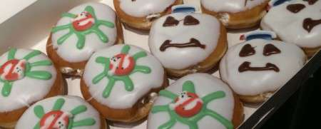 'Ghostbusters' Donuts: Krispy Kreme Celebrates Film's 30th Anniversary With Themed Donuts