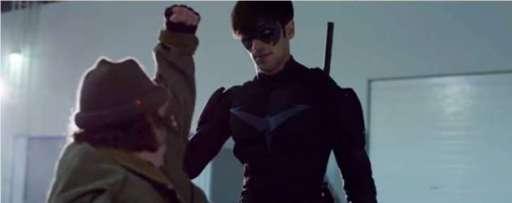 Kickstarter-funded 'Nightwing' Series Premieres First Episode