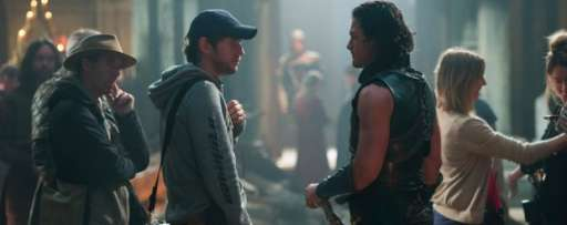 Exclusive Interview: Gary Shore Talks 'Dracula Untold,' Monster Universe, What Dracula Means To Him, And More