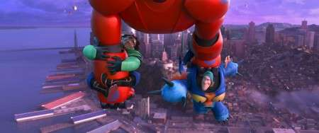 Big Hero 6: Damon Wayans Jr. And T.J. Miller Talk Big Hero Fun With Wasabi And Fred