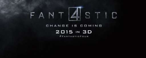 The 'Fantastic Four' Teaser is Here!