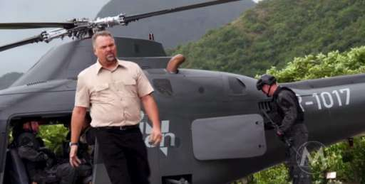 'Jurassic World' Viral Video Introduces InGen's New Head Security