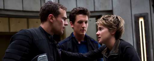 'The Divergent Series: Insurgent' Review